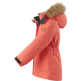 Reima Sisarus Reimatec Winter Jacket Barn Bright Salmon